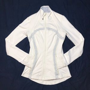 Lululemon Full Zip Define Workout Running Jacket